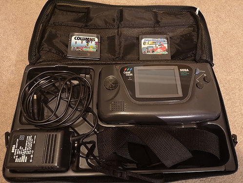 Sega Game Gear Unboxed