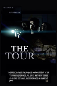 eric elick composer the tour damon rickard independent film horror short