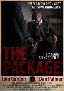 eric elick music the package damon rickard horror short film independent film