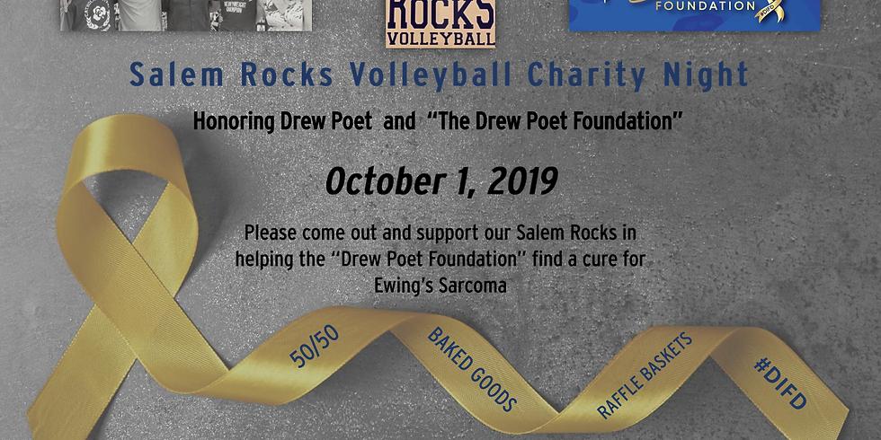 Salem Rocks Volleyball Charity Night