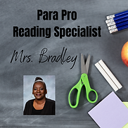 Para Pro Reading Specialist open house.p