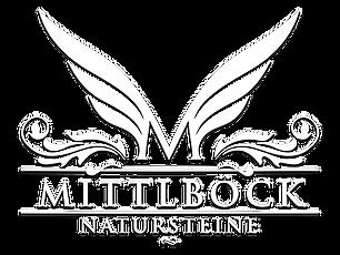 Logo Mittlboeck Natursteine