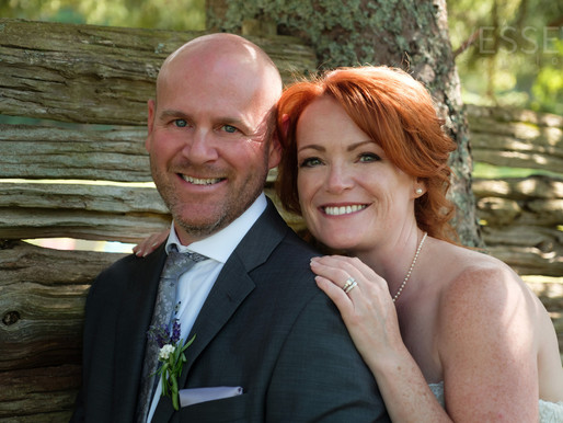 Mike & Margaret tied the knot!