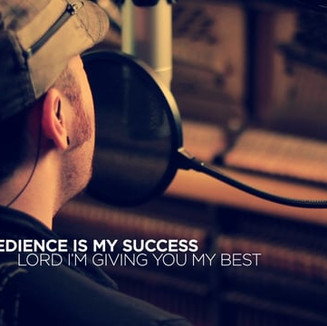Adam Cruz - Obedience Is My Success (Acoustic)