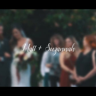 Matt + Suzannah Trailer