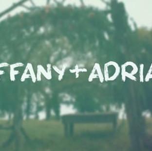 Tiffany + Adrian Trailer