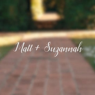Matt + Suzannah Feature Film