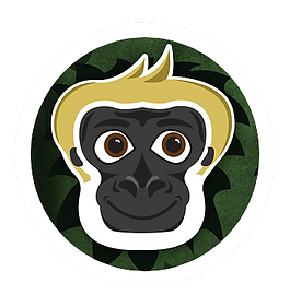 Adventurous Ape Gibby