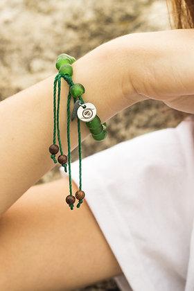 Seeds of Green Eco-Bracelet