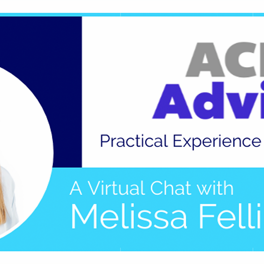ACE Office Hours with Dr. Melissa Fellin