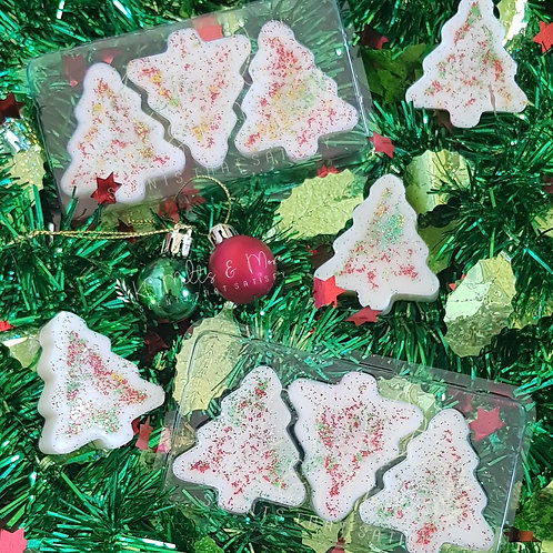 LIMITED EDITION 3pk Christmas Tree Soy Wax Melts