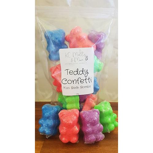 Teddy Confetti 12pk
