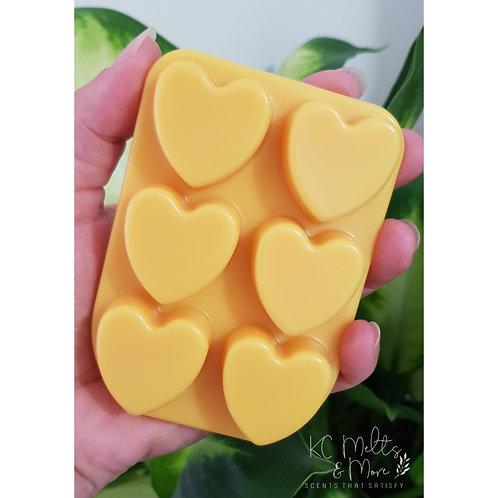 Heart Soy Wax Melts