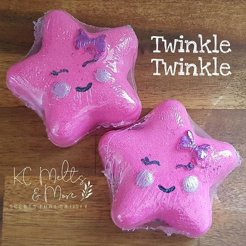 Twinkle Twinkle Bath Bomb