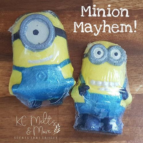Minion Mayhem 2pk Bath Bombs