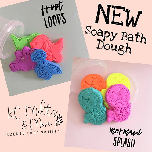Soapy Bath Dough