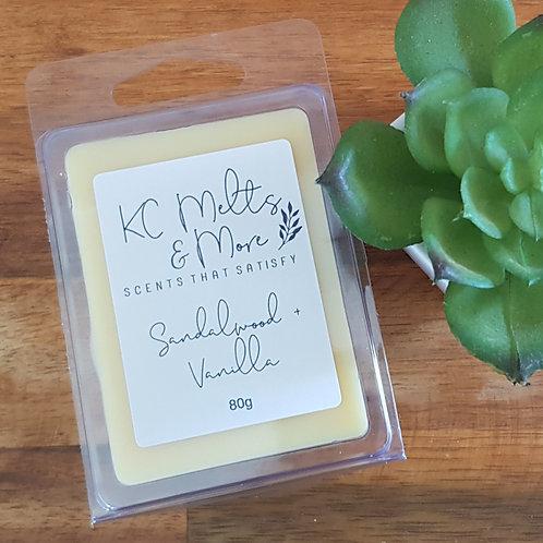 Soy Wax Melt Trays (Fragrances R-Z) 6pk