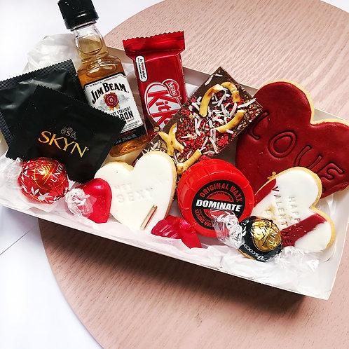 'His' Valentine's Box