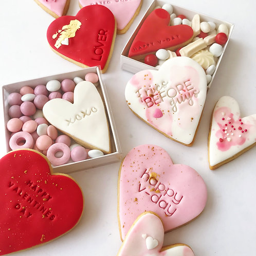 Individual Sugar Cookies