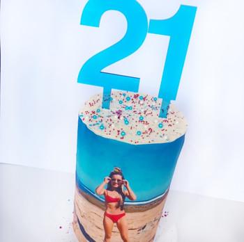 "5"" cake"