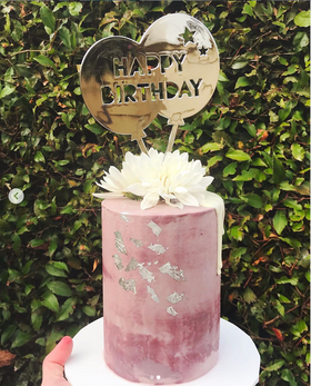 "4"" cake"