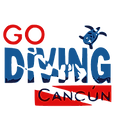 Go Diving Cancun Logo