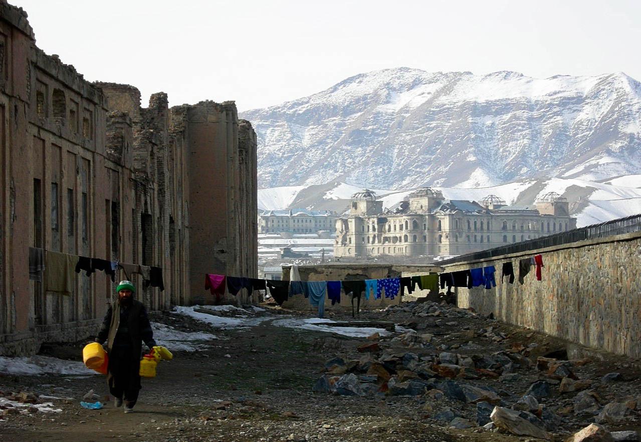 Kabul, 2007