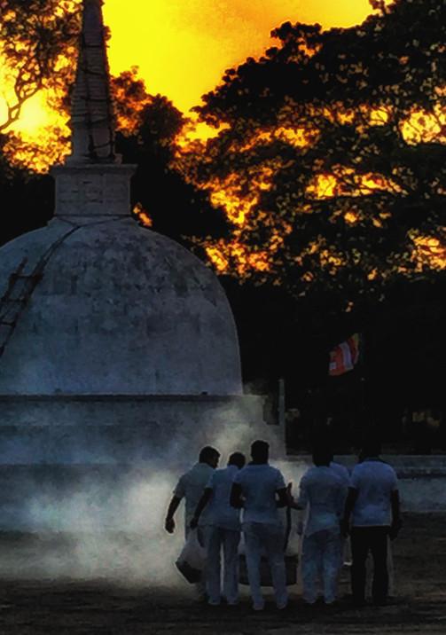 Anuradhapuruar, 2014