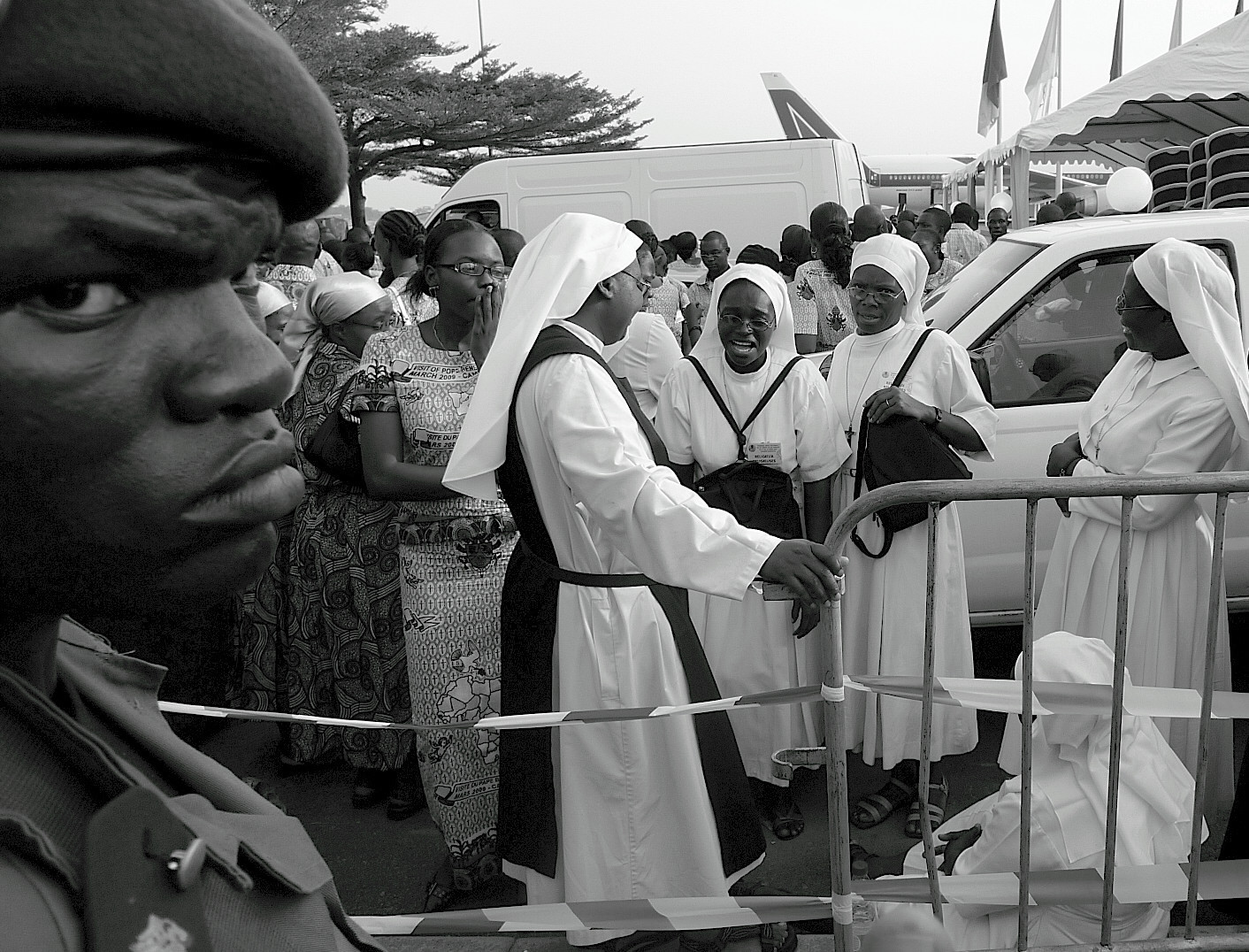 Nsimalen - Cameroon, 2009