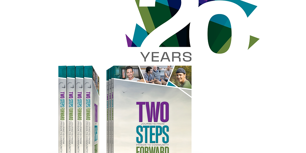 Online Future Hope Book Launch: Two Steps Forward ... Journeys from Prison to Community