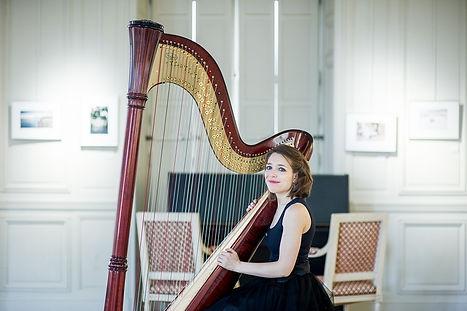 Harpiste | Soprano | Elen Hervochon | France