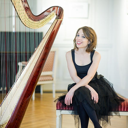 Elen Hervochon, Harpiste, Soprano
