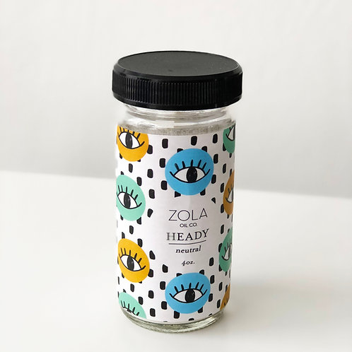 Zola Heady Dry Shampoo - Neutral