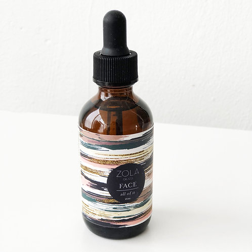 Zola Face Oil - All of It