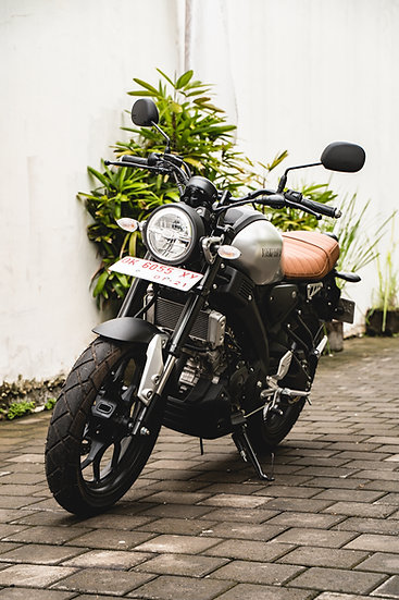 Motorka Yamaha XSR 155