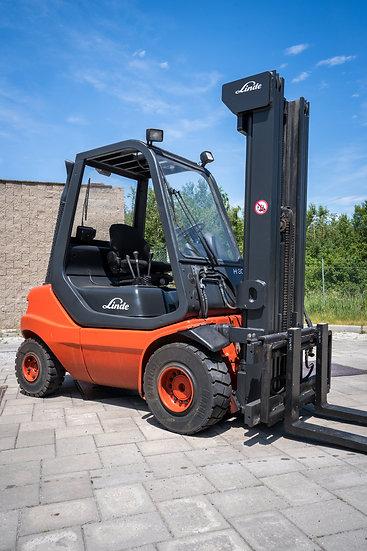 Vysokozdvižný vozík Linde H30T-03