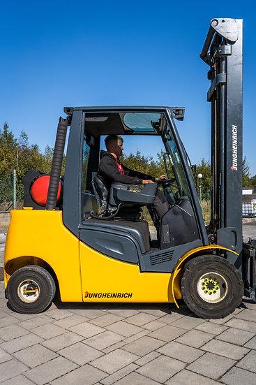 Vysokozdvižný vozík Jungheinrich TFG 435s