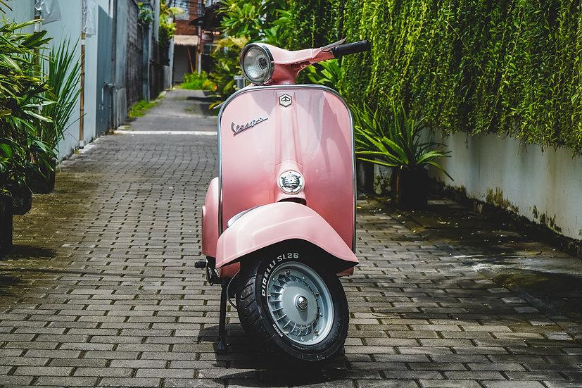Vespa Super Scooter (1974)