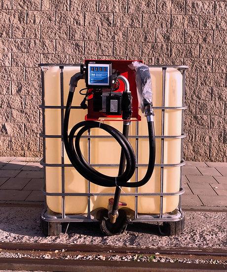Nádrž na pohonné hmoty 1000 l