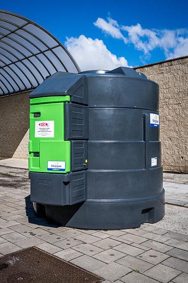 Mobilní nádrž (KINGSPAN) na motorovou naftu 5000l vč. výdejního zařízení