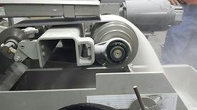 rare earth roll separator