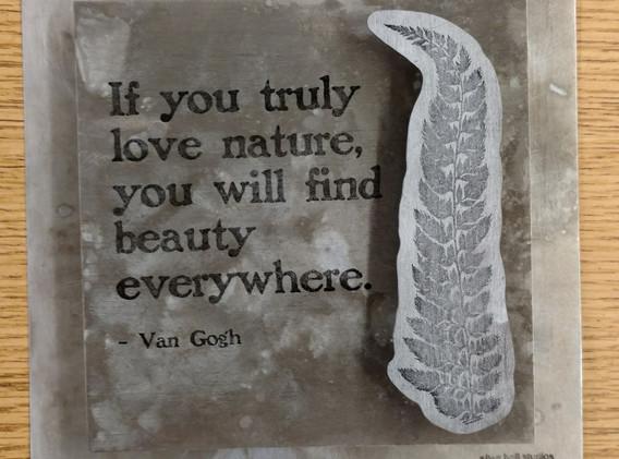 Van Gogh #1 v.1  $50/SOLD