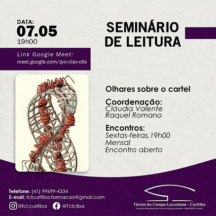Seminário_Olhares sobre o Cartel_07.mai.