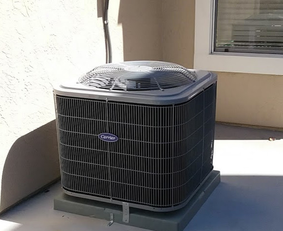 Carrier Air Conditioner Installation