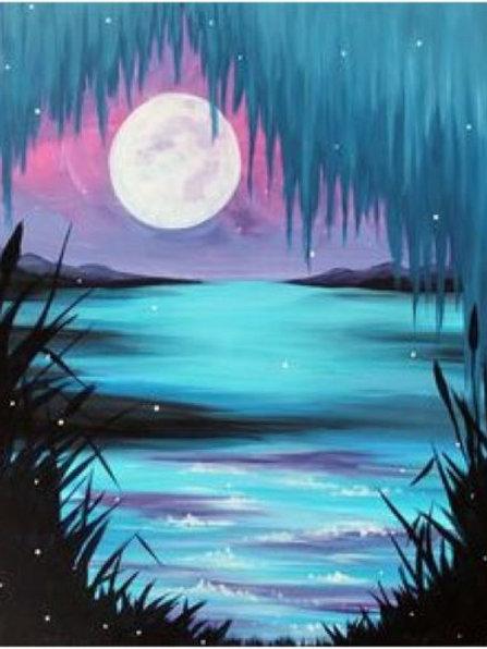 Paint Night - Fundraiser