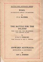 Onward Australia rear