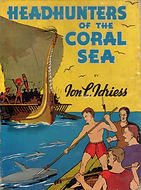 Headhunters of the Coral Sea front