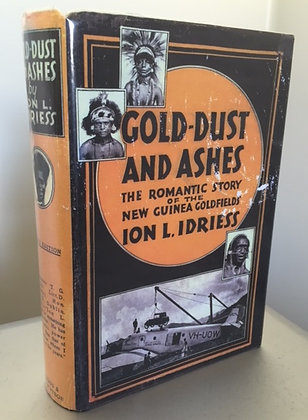 Gold-Dust and Ashes  2nd edition in a copy DJ