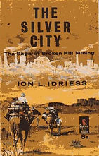 The Silver City paperback
