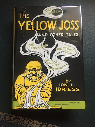 The Yellow Joss 2nd edition in a copied DJ